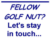 Golf Swing Nuts