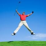 Golf Fitness Enthusiasm